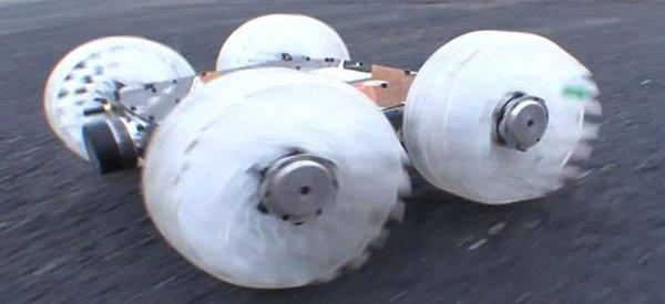 Sand Flea : Un robot qui peut sauter très haut