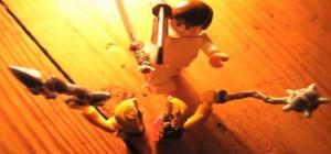 The Duel : Une vidéo d'action en stopmotion avec des LEGO