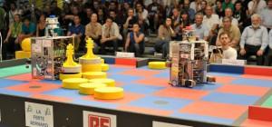19ème Festival ARTEC : Coupe de France de Robotique et Eurobot 2012