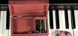 DIY : Une boite qui s'ouvre avec la bonne mélodie