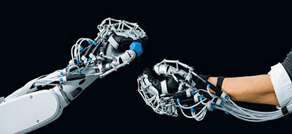 ExoHand : La nouvelle main exosquelette de Festo