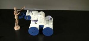 Mobot : Un système de construction de robot modulaire très original