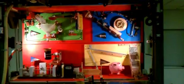 Record battu : La plus grande Machine de Rube Goldberg