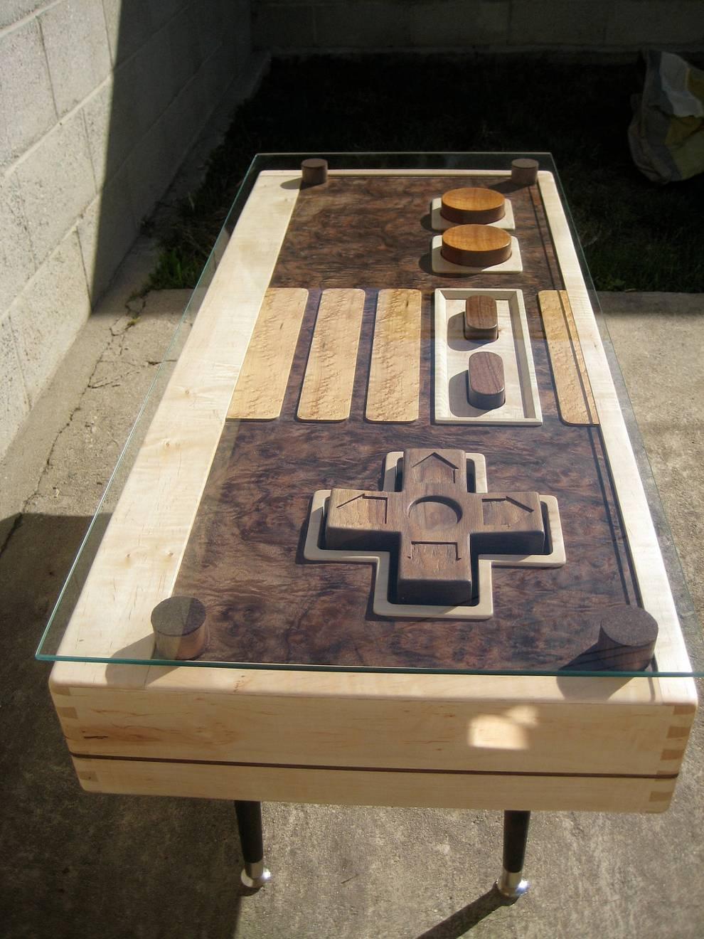 Fabriquer Table Basse Design Int Rieur D Co