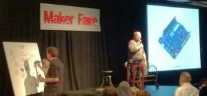 Des nouvelles de l'Arduino DUE à la Maker Faire 2012