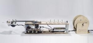 DIWire Bender : Une machine qui plie du fil métallique selon un modèle 2D ou 3D