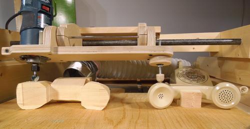 diy une machine pour dupliquer des objets 3d facilement semageek. Black Bedroom Furniture Sets. Home Design Ideas