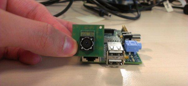 RaspBerry PI : Découverte du module Caméra
