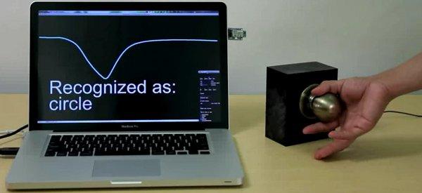 Touché : Une interface tactile améliorée pour une meilleure interaction avec les objets