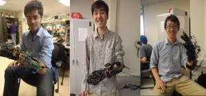 Un gant électronique capable d'interpreter la langue des signes