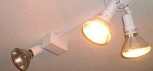 Une solution pour conserver une éclairage optimum avec des ampoules fluo-compactes et incandescentes