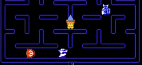 Vidéo : Link, The Legend of Pac-Man