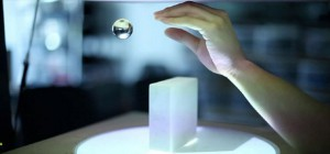 ZeroN : Une interface de contrôle qui défi les lois de la gravité