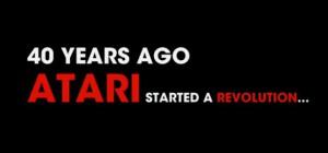 40ème anniversaire d'Atari et toujours dans la course…