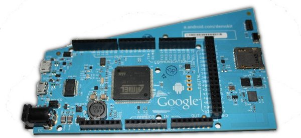 A la découverte de l'Accessory Development Kit pour Android ADK2012 de Google