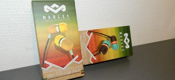 Concours : Gagnez des écouteurs Marley - Smile Jamaica Curry & Rasta