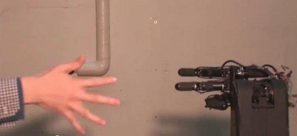 Janken : Le robot imbattable à chifoumi