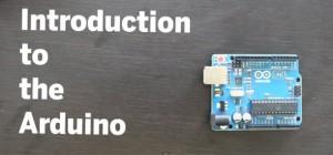 Video : Introduction à l'Arduino