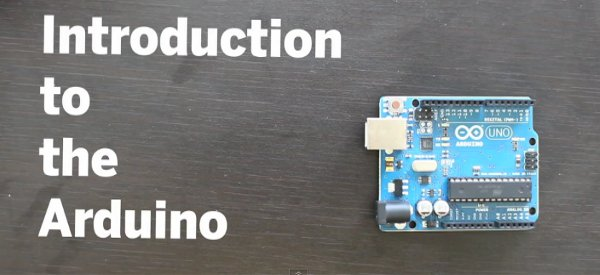 Video : Introduction à l'Arduino