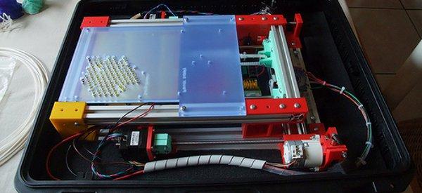 FoldaRap : Une imprimante 3D pliable à emporter partout
