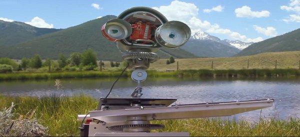 Skippy, le robot qui fait des ricochets