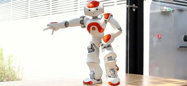 Vidéo : Une impressionnante démonstration de danse du robot Nao