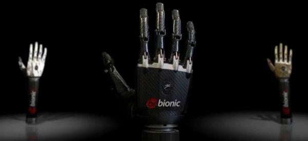 BeBionic3 : Une prothèse de main bionique évoluée