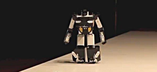 Brave Robot Tranfmormer : Le petit robot qui se transforme en voiture