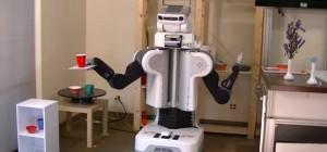 Comment un robot peut bouger un objet sur un plateau sans le renverser ?