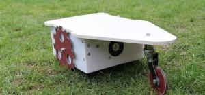 CutFlower : Un Robot Tondeuse autonome propulsé par un Arduino