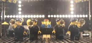 Foster The People – Houdini : Un clip réalisé avec des LEGO en stop motion