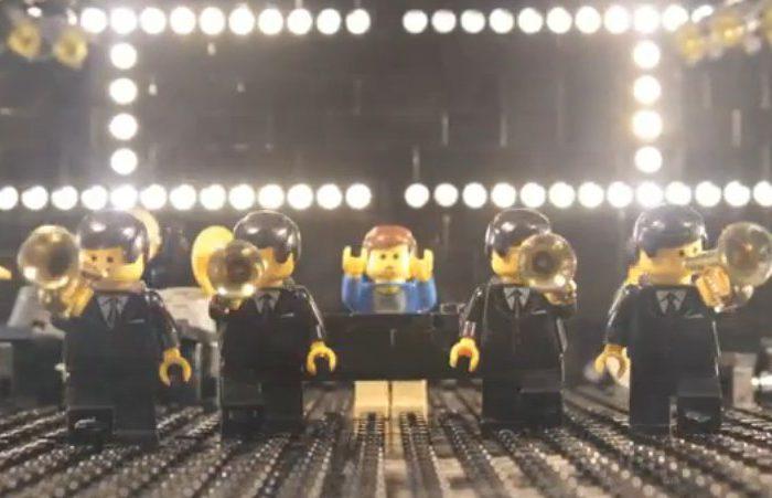Foster The People - Houdini : Un clip réalisé avec des LEGO en stop motion