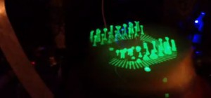 HoloDome : Un écran volumétrique 3D opensource