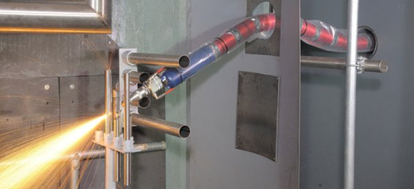 LaserSnake : Le robot serpent équipé d'un découpeur laser