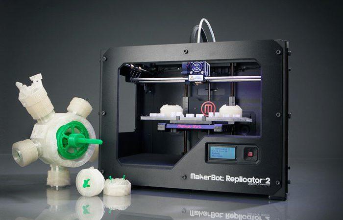 MakerBot présente sa nouvelle imprimante 3D : Replicator 2