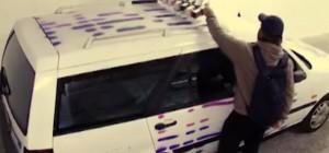 Near Tag Quality  : Une imprimante matricielle de graffitis