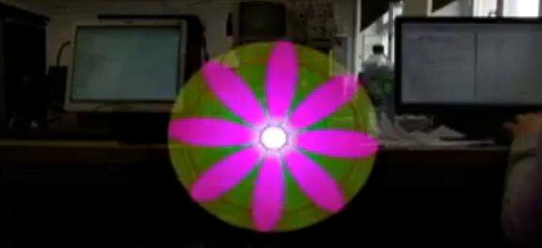 RoseAce Project : Un afficheur POV rotatif très performant