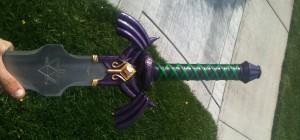 The Master Sword : L'épee de maitre de Zelda est en vente