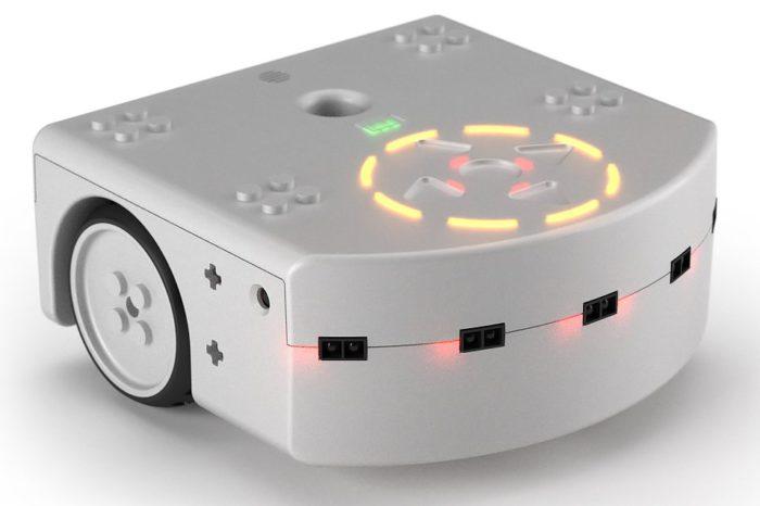 Thymio II : Le robot qui va libérer la créativité des enfants