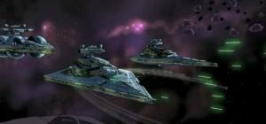 Un incroyable film d'animation sur le thème de Star Wars