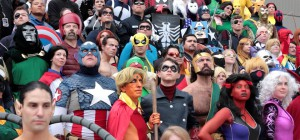 Vidéo : Une concentration de cosplay issue de l'univers Marvel