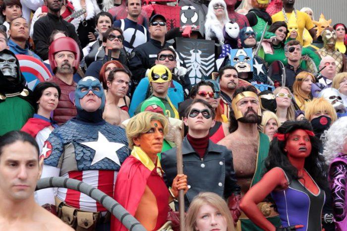 Vidéo : Une concentration de cosplay issue de l'univers Marvel