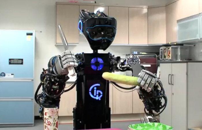 CIROS, le robot qui va vous préparer à manger