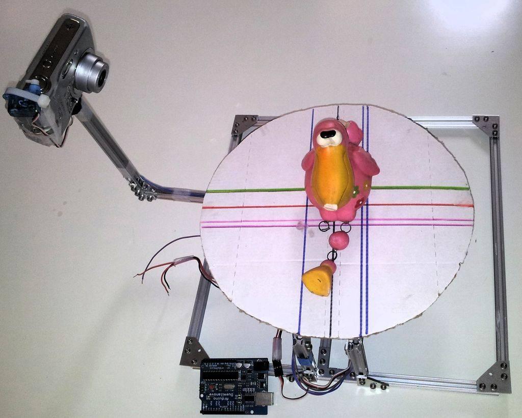 Extrem DIY : Fabriquer un scanner 3D à bas prix avec un Arduino et un  PZ17