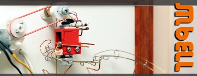 Mbell : Une sonnette DIY vraiment originale alimenté par micro-contrôleur Mbed