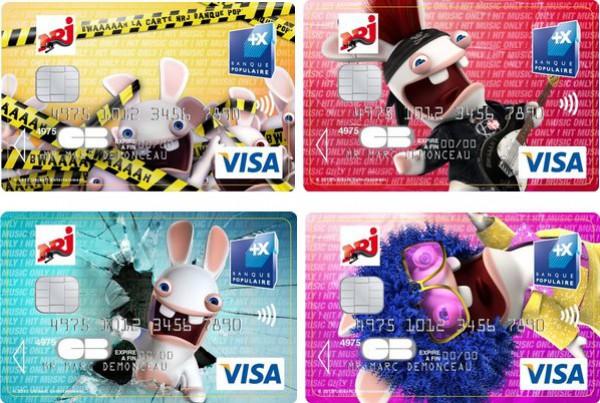 sponso les lapins cretins debarquent a la nrj banque pop 02 e1351587429616 [Sponso] Les lapins crétins débarquent à la NRJ Banque Pop