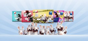 [Sponso] Les Lapins Crétins débarquent sur la carte NRJ Banque Pop'