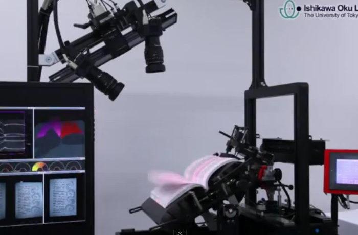 BFS-Auto : Le robot qui scanne les livres plus vite que son ombre