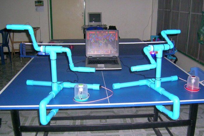 DIY : Fabriquer un contrôleur de jeu vraiment réaliste pour Puzzle Bobble