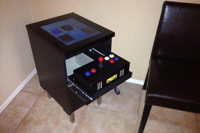 DIY : Transformer un meuble Ikea en borne d'Arcade